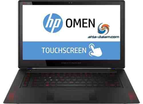 لابتوب Hp Omen Pro الجديد مخصص للالعاب والمطورين