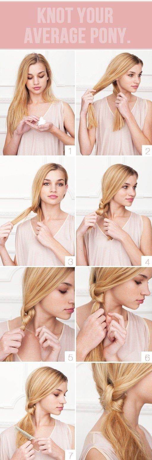 أجمل تسريحات الشعر