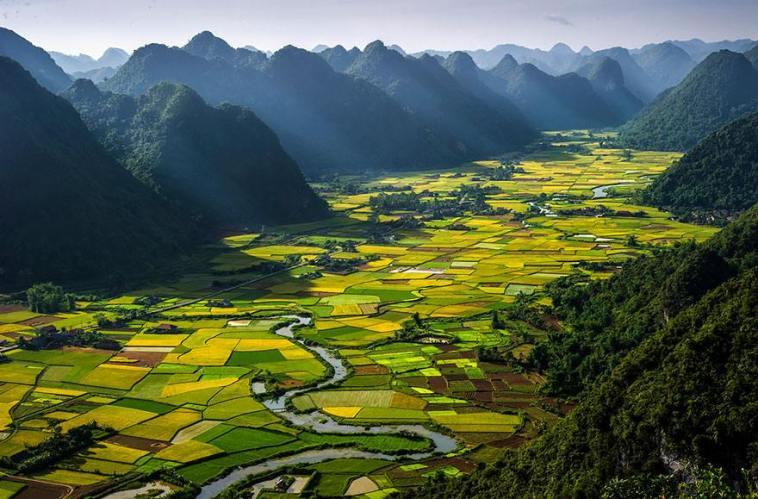 وادي Bac Son – فييتنام