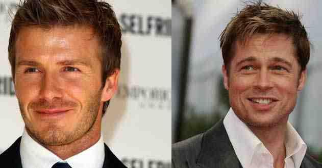 أجمل 10 ابتسامات للمشاهير الرجال حول العالم