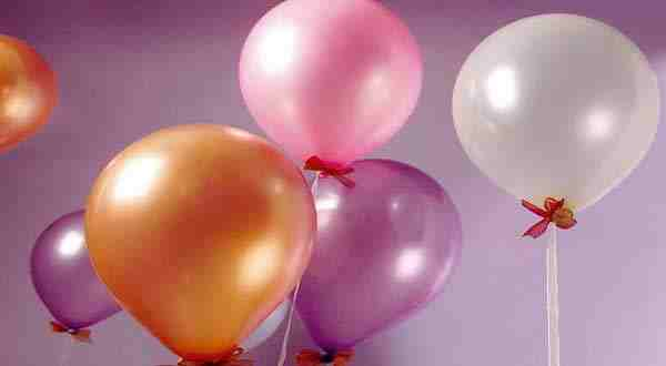 بالونات الهيليوم وكيفية صنعها في المنزل بأقل التكاليف