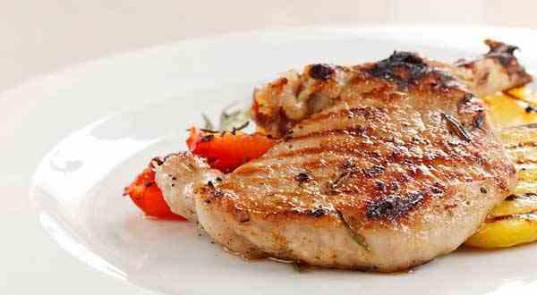 ستيك الدجاج بالكمون و زيت الزيتون طبق شهي في رمضان