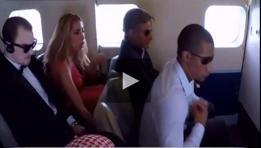 شاهد رامز واكل الجو الحلقة 4 مع محمد رمضان والقفز من الطائرة