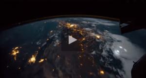 الكرة الأرضية كما تبدو من الفضاء