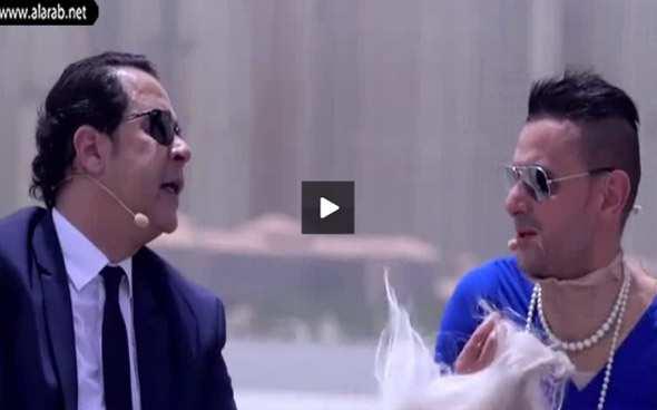 شاهد رامز واكل الجو مع مدحت صالح الحلقة 23 مدحت يكشف المقلب