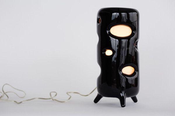 مصابيح من السيراميك