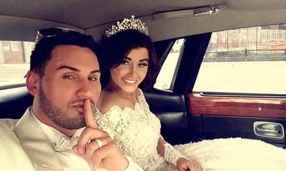 بالفيديو .. سليم مهاجر العريس الاسطوري الذي شغل العالم