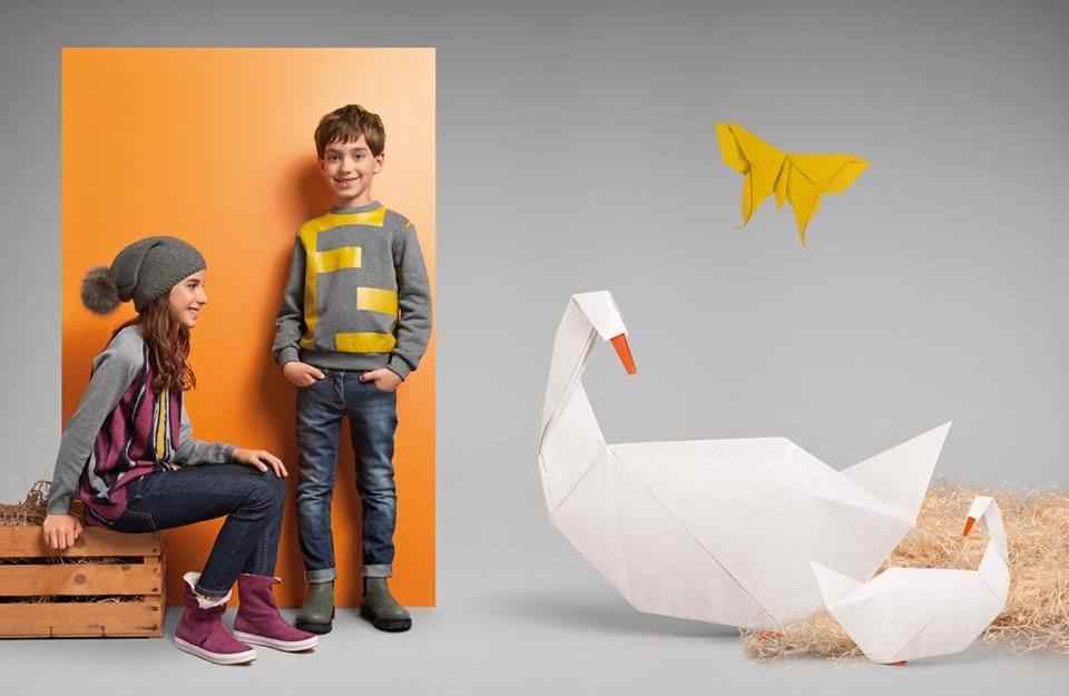 مجموعة فندي للاطفال