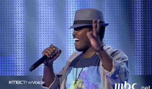 the voice الموسم الثالث محمد الطيب