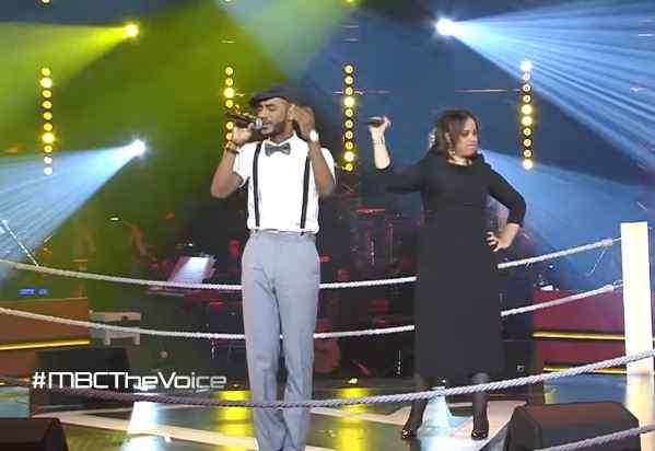 هدير يوسف و أمجد شاكر