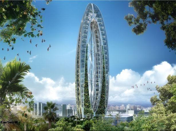 bionic-arch-echo-tower-symbolizes-future-eco-friendly-green-taiwan1