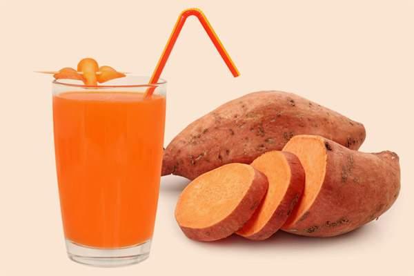 فوائد عصير البطاطا لعلاج السكري والكبد والسرطان؟