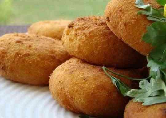 كبة البطاطا اللبنانية