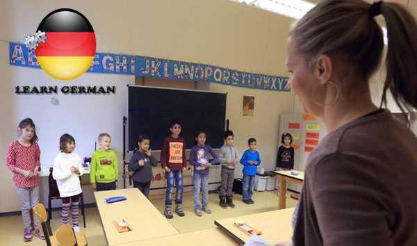 قانون جديد الماني اتقان اللغة الالمانية شرط الحصول على الإقامة