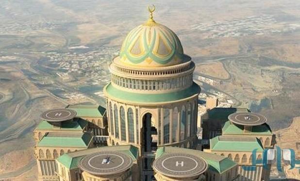 فندق كدي أكبر فندق في العالم 12 برج في مكة المكرمة تعرف عليه