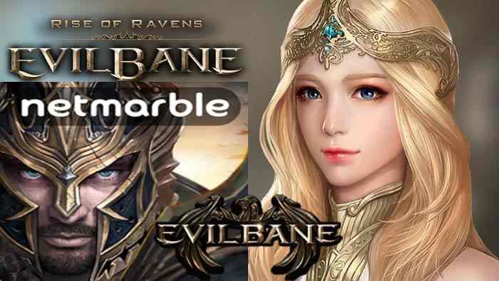 تحميل لعبة EvilBane ايفل بان لعبة صعود الغربان لعبة حربية مميزة للاندرويد