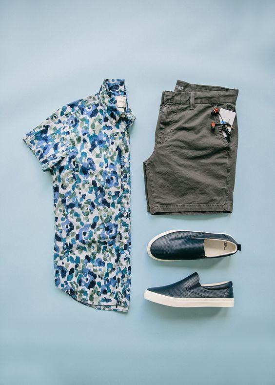 أجمل تنسيق لملابس الصيف
