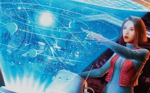 انحف هولوغرام يبتكره العلماء والذي سوف يسهم في تطوير الهواتف الذكية في المستقبل القريب
