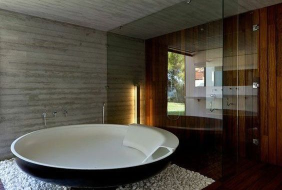 أحدث تصاميم الحمامات للمساحات الصغيرة في المنزل
