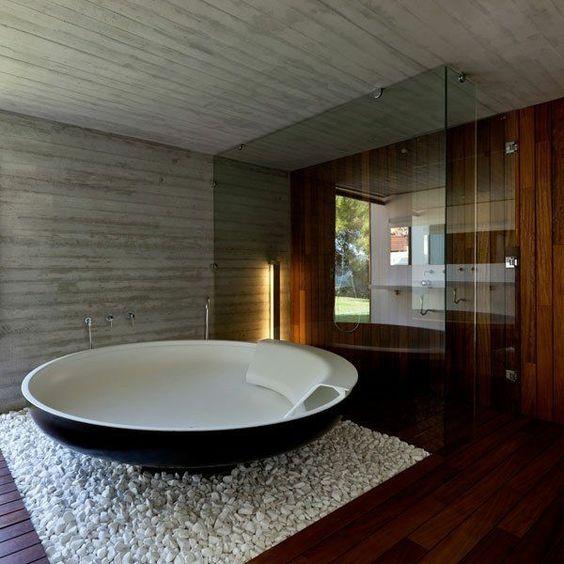 أحدث تصاميم الحمامات