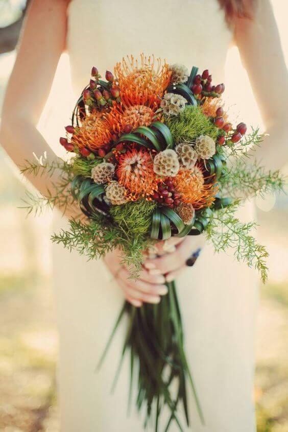 صور باقات ورد للعروس 2017