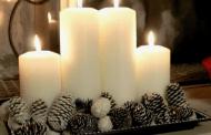 صور عيد الميلاد المجيد تزينه أكواز الصنوبر بمنظرها الساحر و الجميل