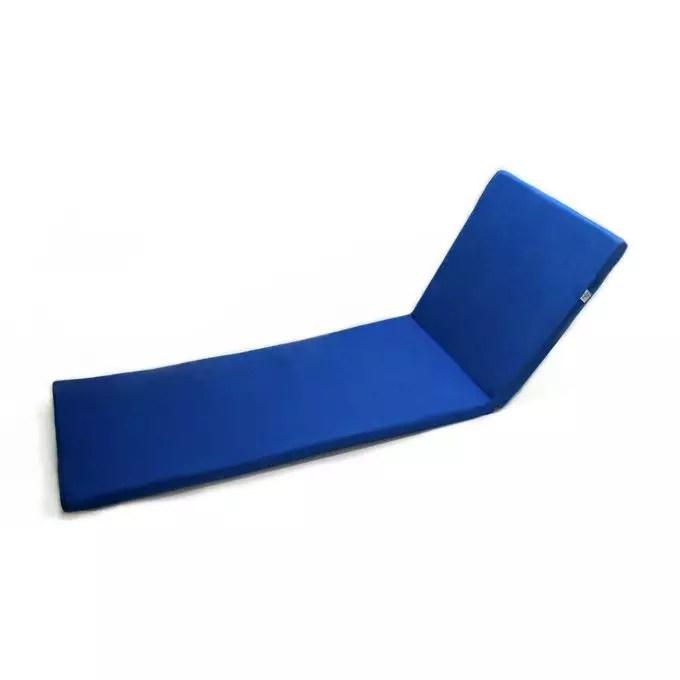 matelas chaise longue 180x55x5 cm