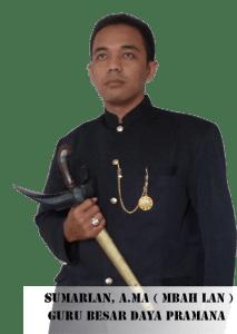 Mbah Lan Guru Besar Ahli Spiritual