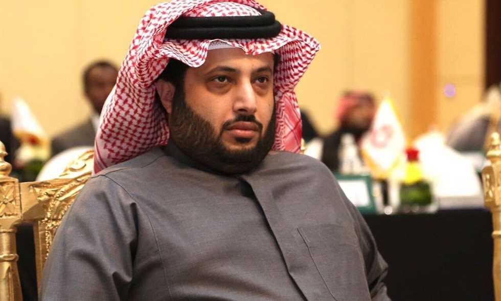 تركي آل الشيخ : نصف لاعبي الزمالك انا اللي جايبهم و الأهلي بطل الدوري
