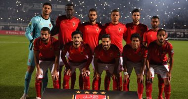 الأهلي يختتم اليوم استعداداته لمباراة الوصل في كأس زايد للأندية
