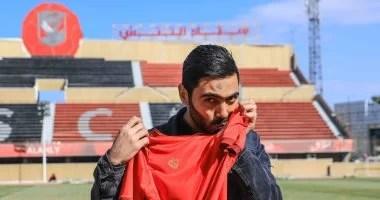 العين : مفاوضات غير رسمية مغ الوكلاء من اجل استعادة حسين الشحات
