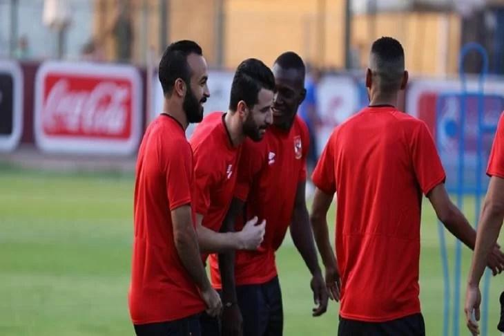 تشكيل النادي الأهلي امام فريق طنطا في الدوري العام
