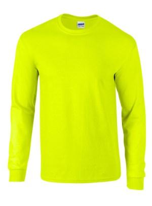 Gildan 2400 Pitkähihainen Neon T-paita