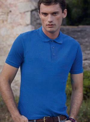 63-042-0 65 35 Tailored Fit Polo_Royal Blue.jpg