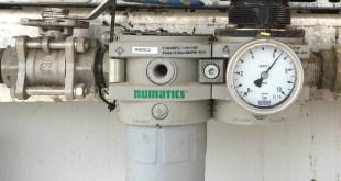 كيف يعمل منظم الهواء المضغوط