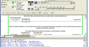 كيفية برمجة متحكم منطقي PLC Programming with RSLogix 5000