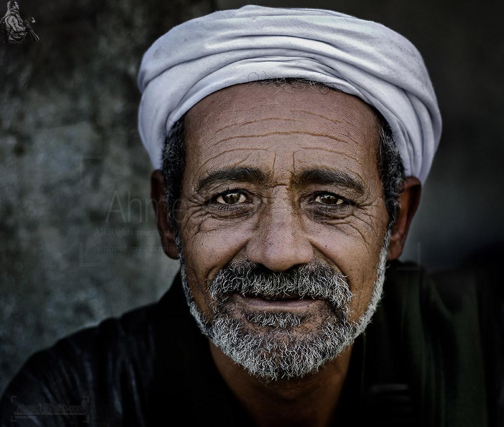 Portrait from Camel Market
