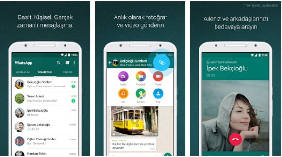 android mobil whatsapp