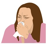 Chronic nasal congestion or sinus infections