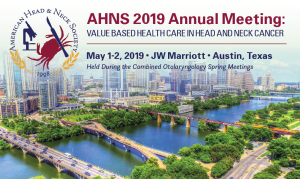 AHNS Meetings and Events