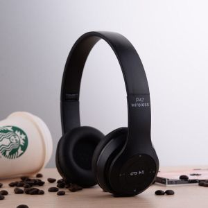 bluetooth headset Explosion-proof mobile phone wireless bluetooth headset headset subwoofer gift headset factory