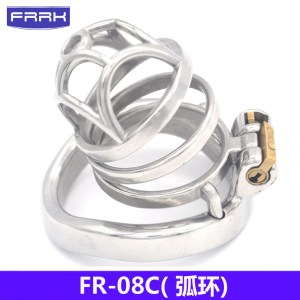 adult supplies factory wholesale gay meditation metal chastity lock male slave bondage penis cage chastity