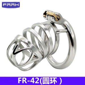 a generation of penis cage metal chastity lock chastity belt bird cage sex toys fun adult supplies wholesale