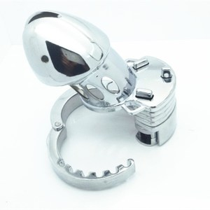 adjustable male chastity lock penis lock male chastity lock