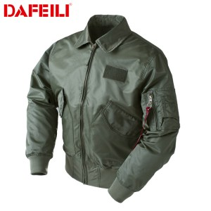American pilot jacket air force baseball uniform spring and autumn tide brand wild men's jacket