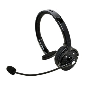 Amazon Hot Selling Traffic Headset Headset Mono-Ear Bluetooth Headset Truck Driver Bluetooth Headset