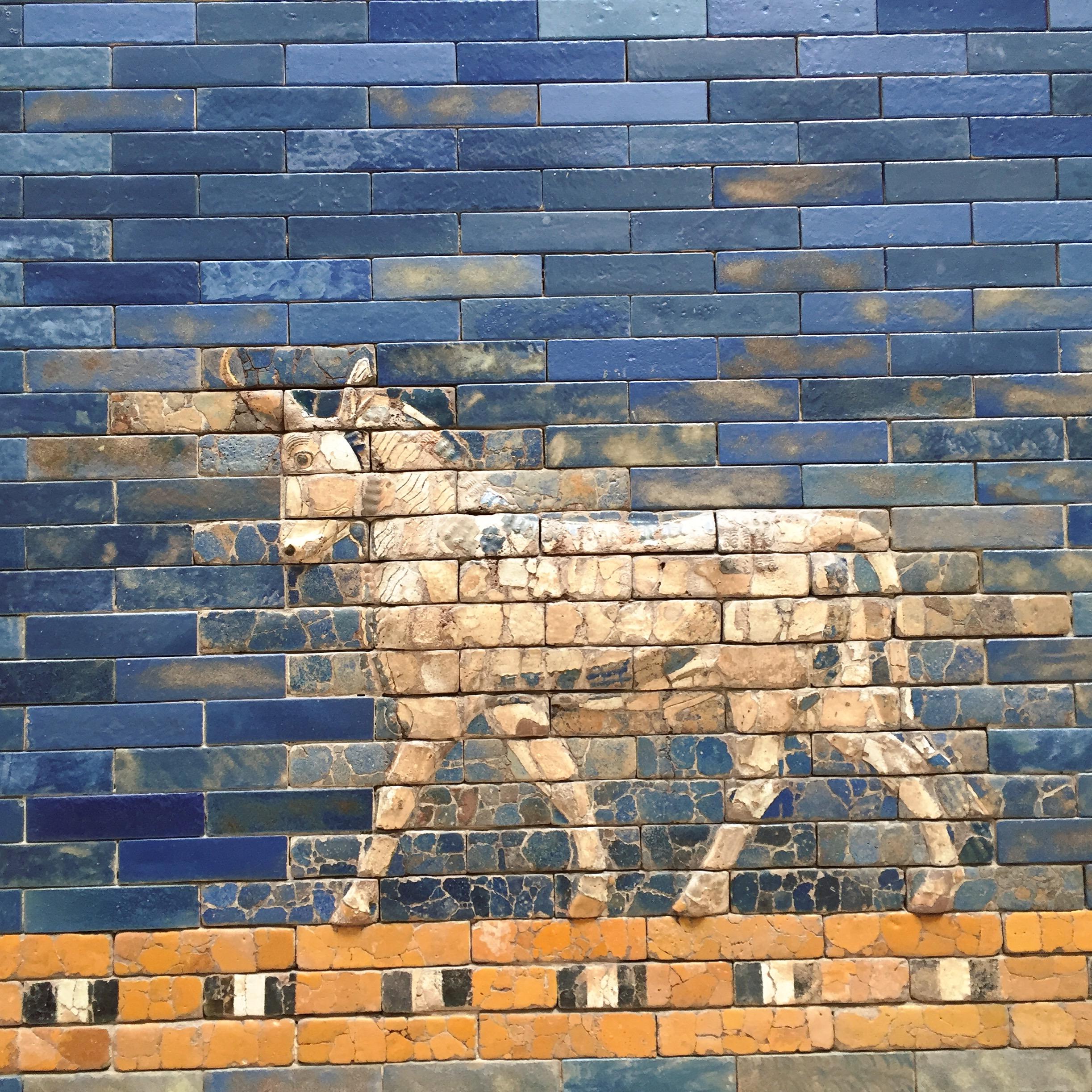 #LikeaTouriinBerlin - Pergamonmuseum - Ischtar-Tor