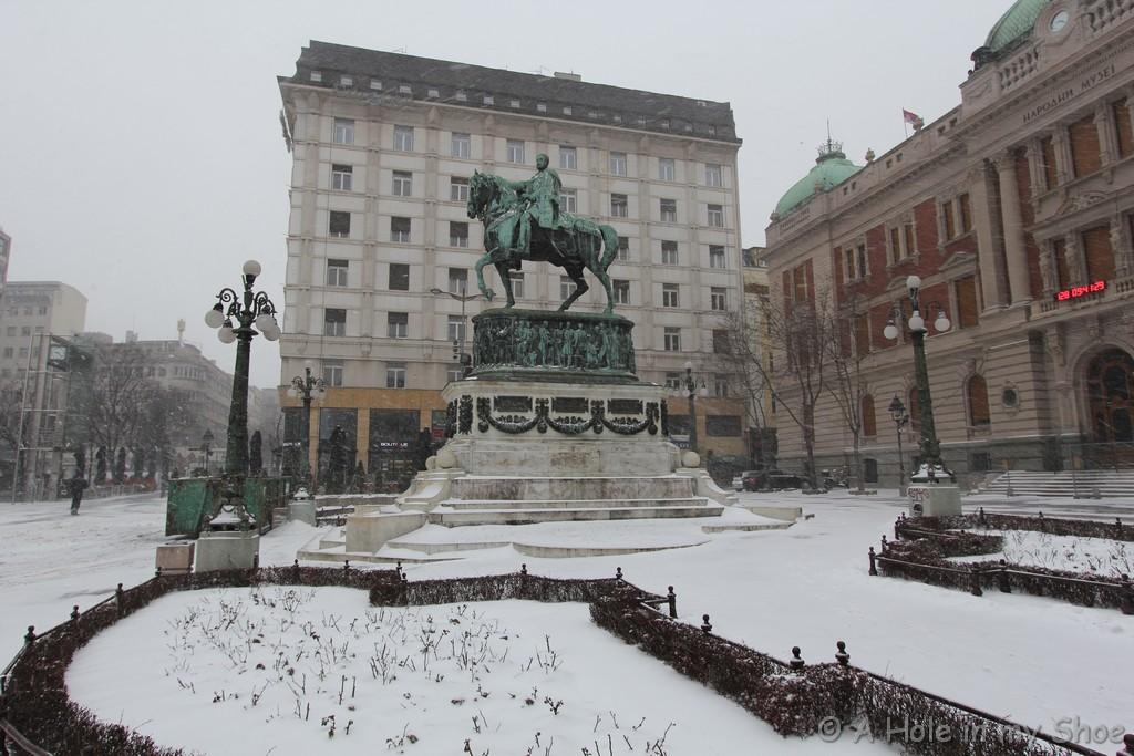 Αποτέλεσμα εικόνας για the hill in Belgrade with human heads