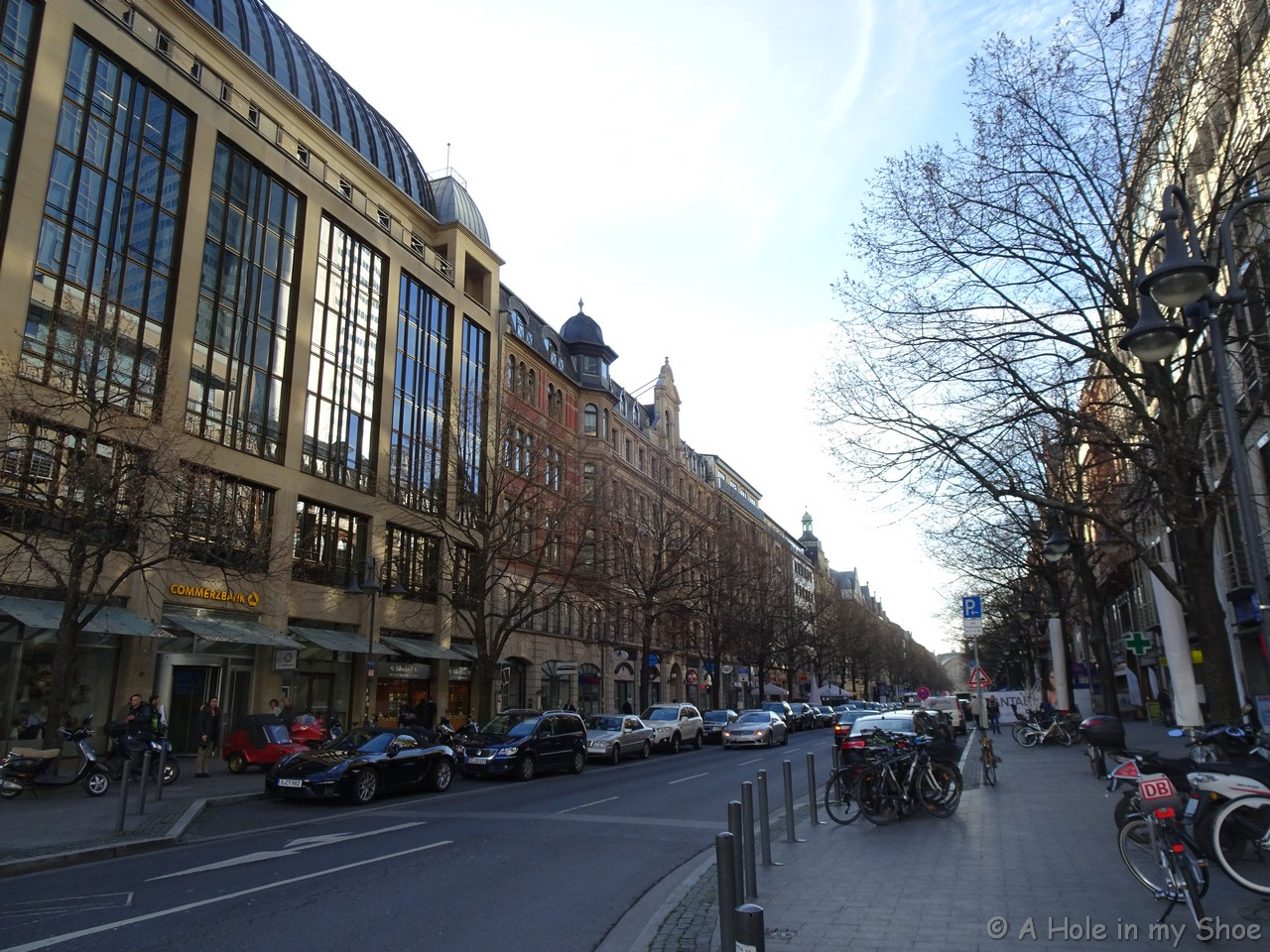 What to see and do in Frankfurt