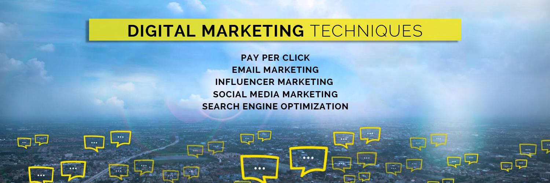 digital marketing techniques-ahomtech.com